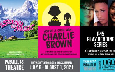 Parallel 45 Theatre Announces Return of TC Summer Festival