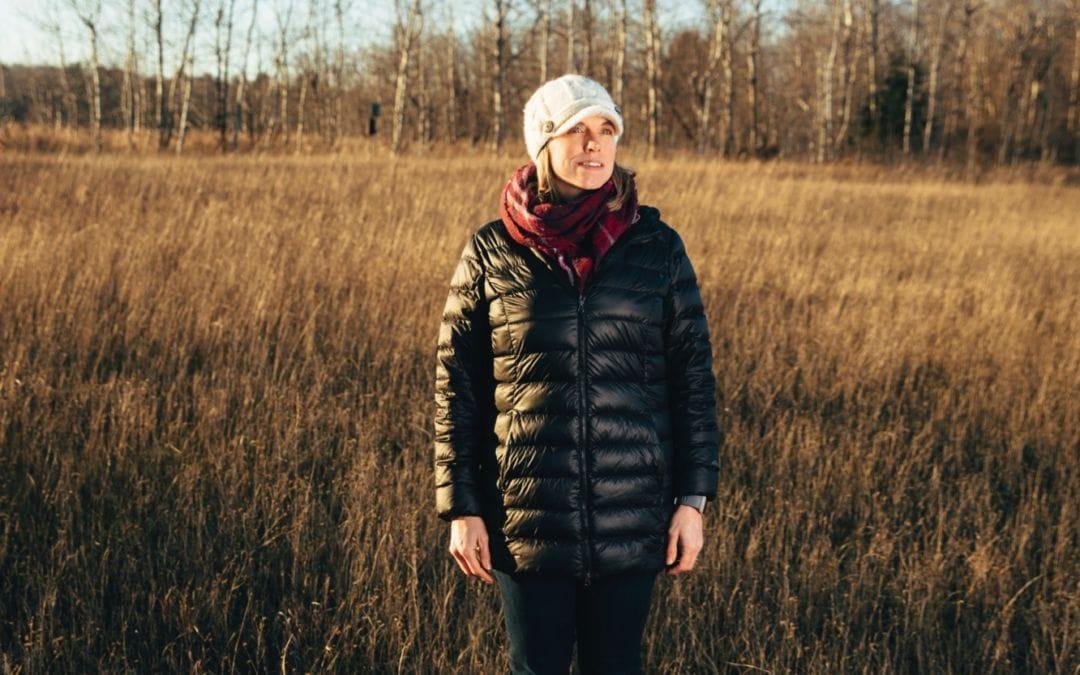Julie Clark, TART trails, outdoor people,