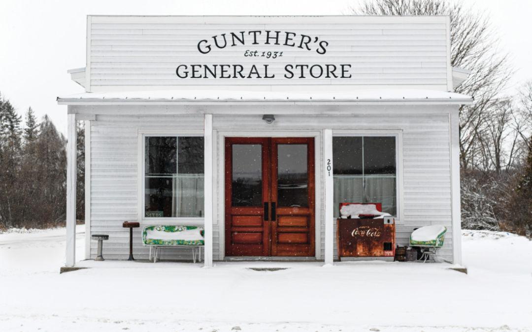 The Revival of Gunther's General Store in East Jordan