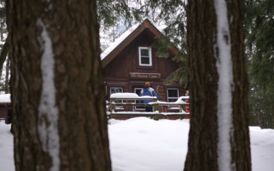 Two Brothers Share a McKeever Cabin Adventure in the UP