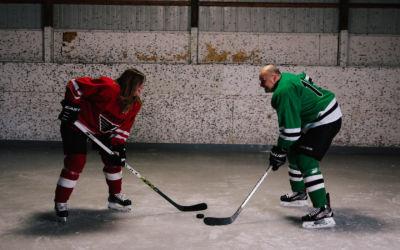 The Petaja Family's Hockey Obsession