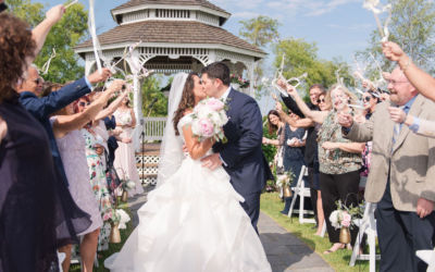 This Mackinac Island Wedding at Mission Point Resort is Storybook-Worthy