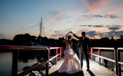 A Rustically Elegant Northern Michigan Wedding at Willowbrook Mill in Northport