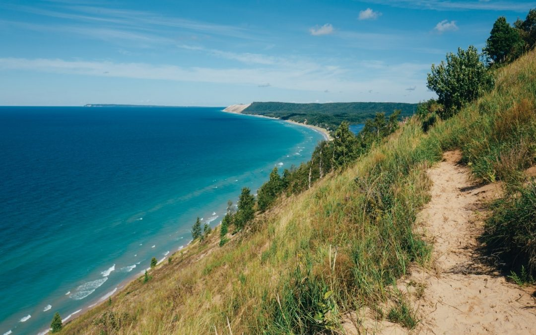 Red Hot Best 2021: Top 7 Northern Michigan Hiking Trails