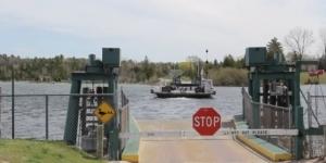 Ironton Ferry