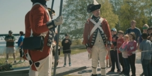 Go Back to the Year 1776 at Fort Michilimackinac