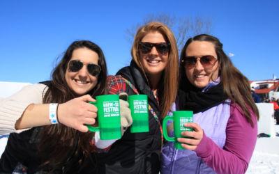 11th Annual Brew-Ski Festival at Boyne Highlands is March 14