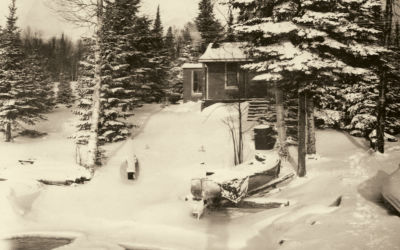 A 1930's Diary Reveals What Life Was Like During an Isle Royale Winter