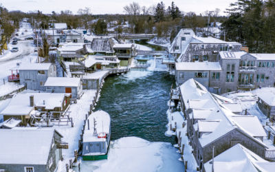 Fishtown Preservation Society is Saving Irreplaceable Shanties from High Water