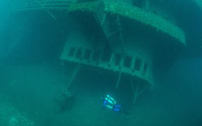 New Interactive Map Highlights Great Lakes Shipwrecks and Lore