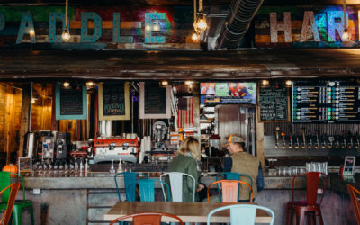Paddle Hard Brewing is Breathing Life into Grayling, Michigan