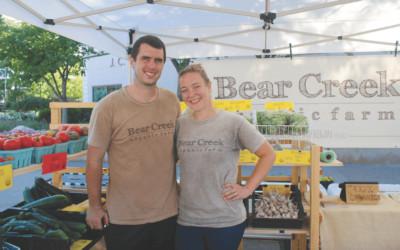 1 Year Later: Bear Creek Organic Farm Talks New Market, Covid-19