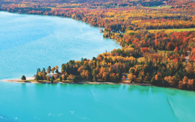10 Things You Didn't Know About Torch Lake & the Chain of Lakes