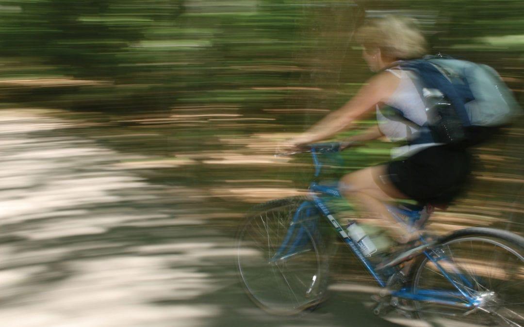 beaver island bike, biking
