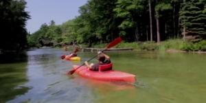Canoe the Platte River