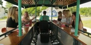 Ride the TC Cycle Pub