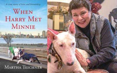 Traverse City Native Martha Teichner Talks New Book, Dogs & Friends