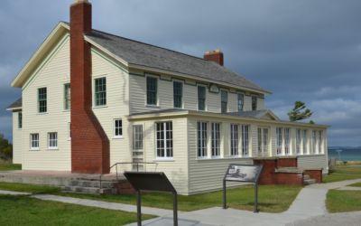 National Park Service Set to Lease Historic Sleeping Bear Inn