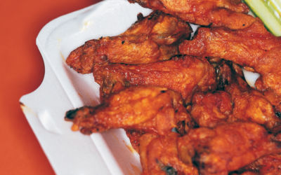 9 Red Hot Best Chicken Wings to Try in Northern Michigan
