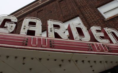 Plans for Frankfort's Garden Theater After Sold to Nonprofit
