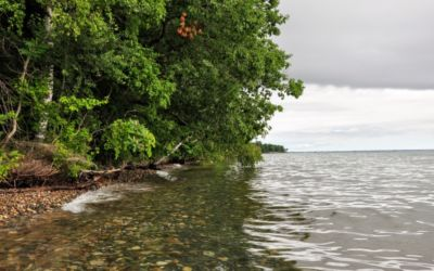 $2.5 Million Project to Protect Nearly a Mile of Lake Huron Coast