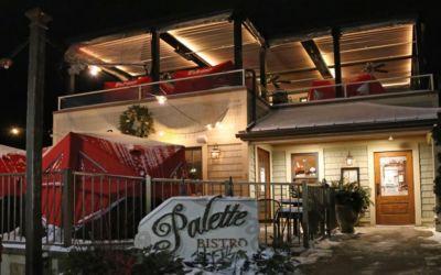 Petoskey Restaurant Hosting 5-Course Wine Dinner in Igloos