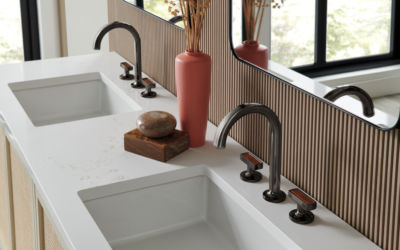 Renew with Bathroom Trends from Infusion Kitchen and Bath