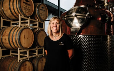 1 Year Later: Iron Fish Distillery Talks Hope, Cocktails, Covid-19
