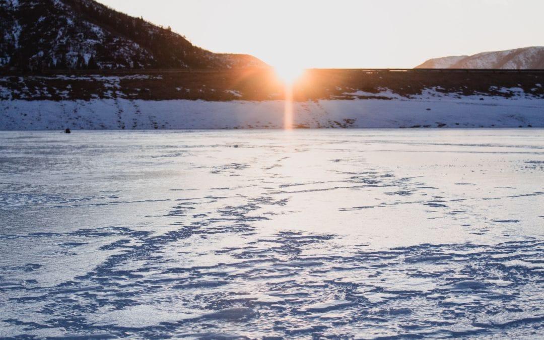 Northern Michigan Fishing Report Jan. 7: Ice Fishing Begins