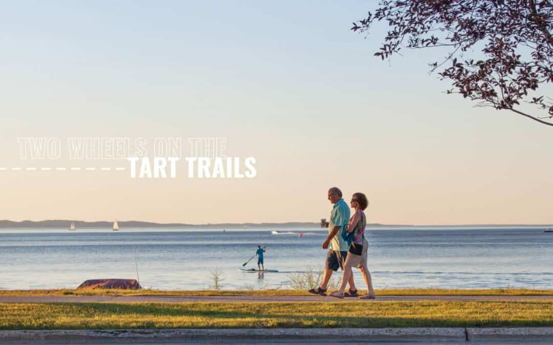 Your Guide to Biking Traverse City's TART Trail East & West