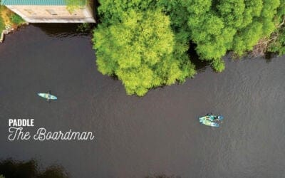 How to Kayak, SUP or Canoe Traverse City's Boardman River
