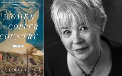 Mary Doria Russell Joins Traverse City's National Writers Series