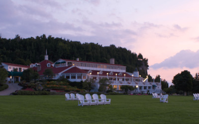 Mission Point Resort on Mackinac Island Has Unexpected History