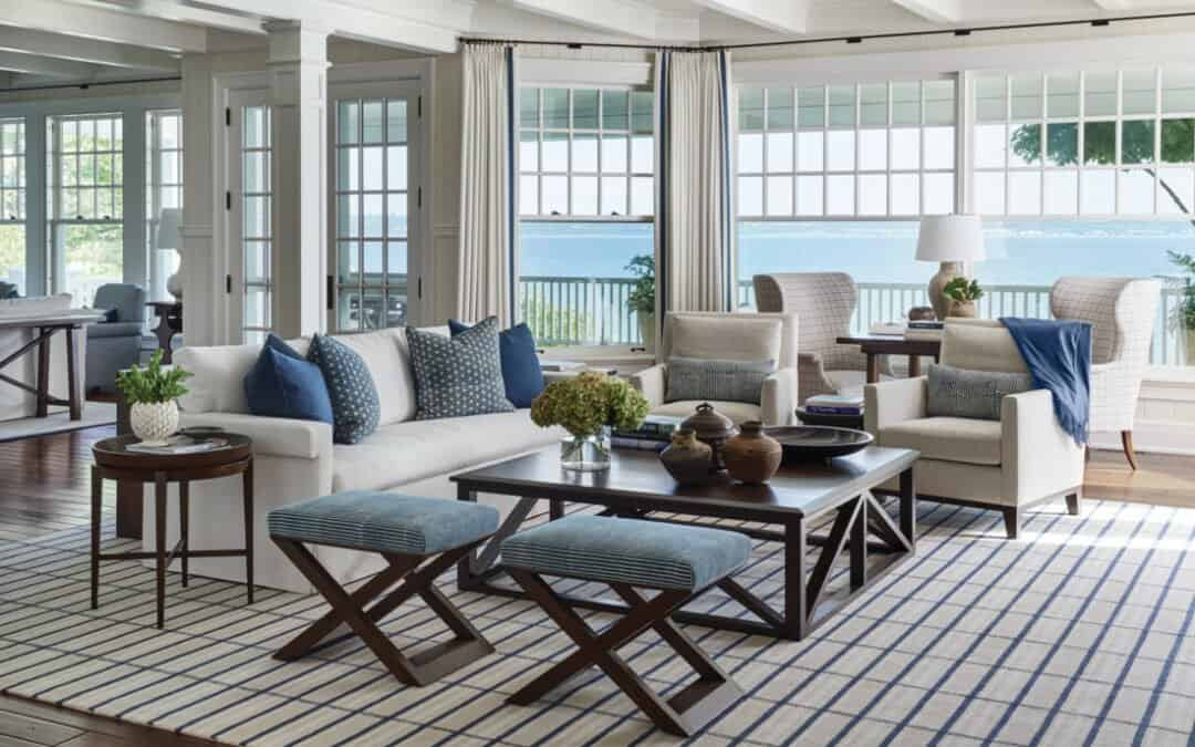 Harbor Springs Home Refresh Inspired by Timeless Color Palette
