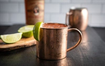 Beat the Heat All Summer with this Miner's Mule Cocktail