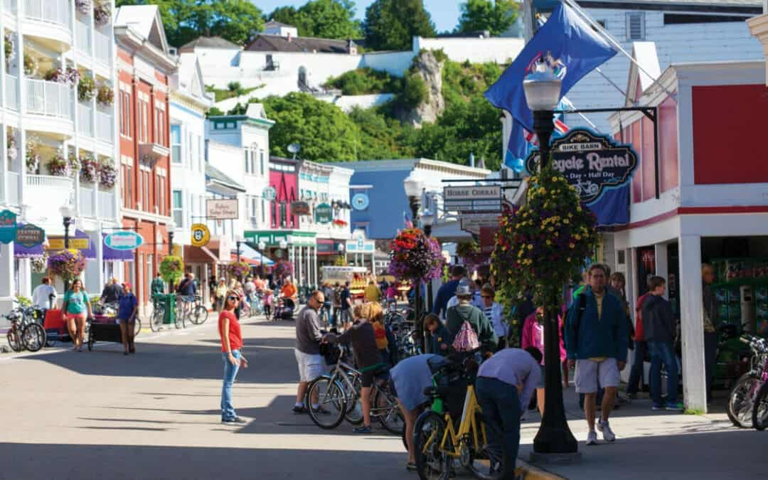 8 Things to Do on Mackinac Island this Summer