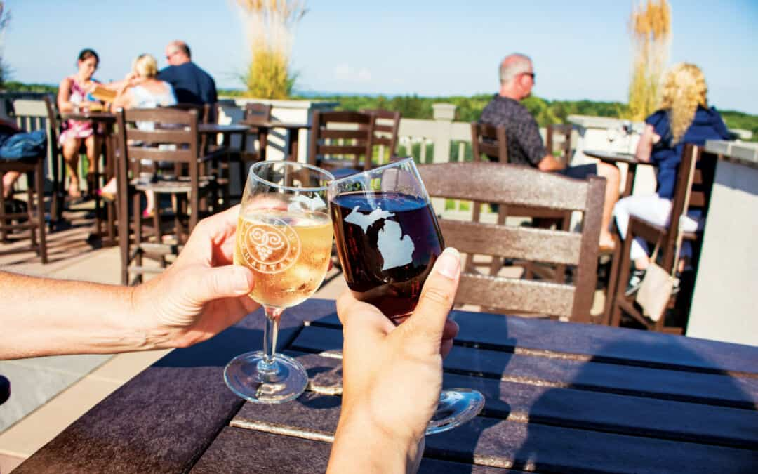 Sip Like a Local in Traverse City: Craft Beer, Cocktails & Wine