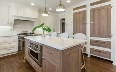 4 Reasons You Need Custom Cabinets in Your Michigan Home