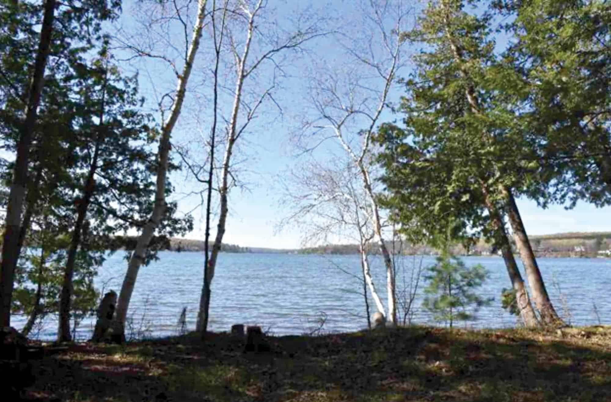 Home on Walloon Lake in Michigan