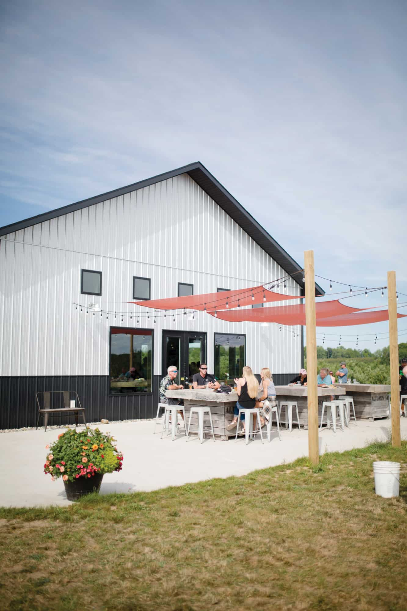 Image of Townline Ciderworks in Charlevoix Area.