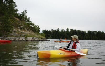 Island Hopping: How to Paddle the 4 Islands of Long Lake