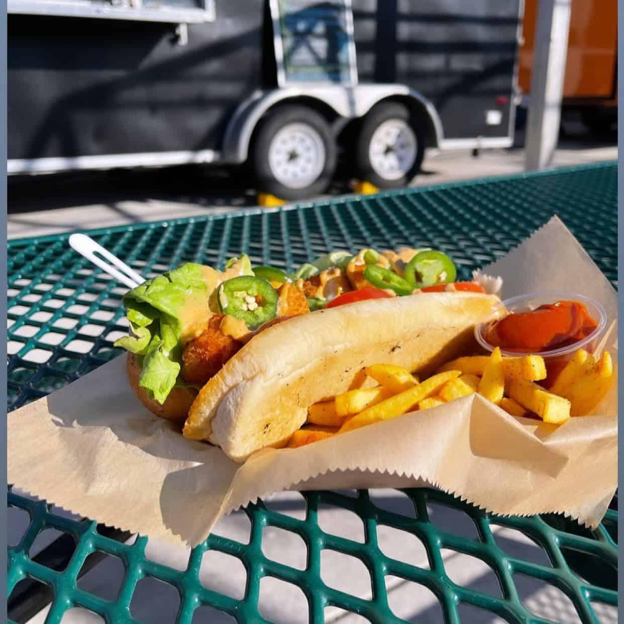 Reel Deal food truck
