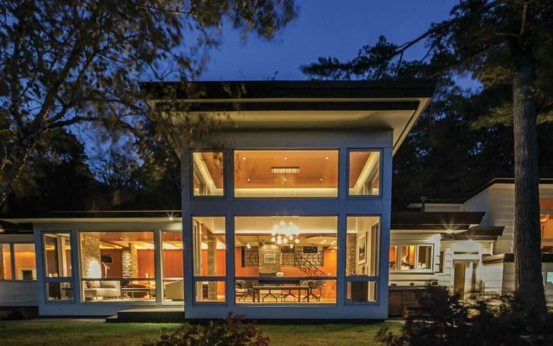 3 Northern Michigan Window Vignettes to Inspire Your Home