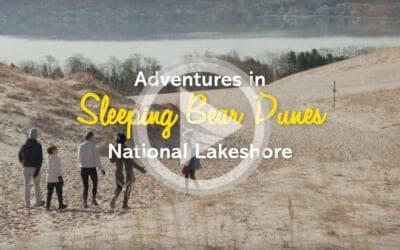 Spring Adventures in Sleeping Bear Dunes National Lakeshore