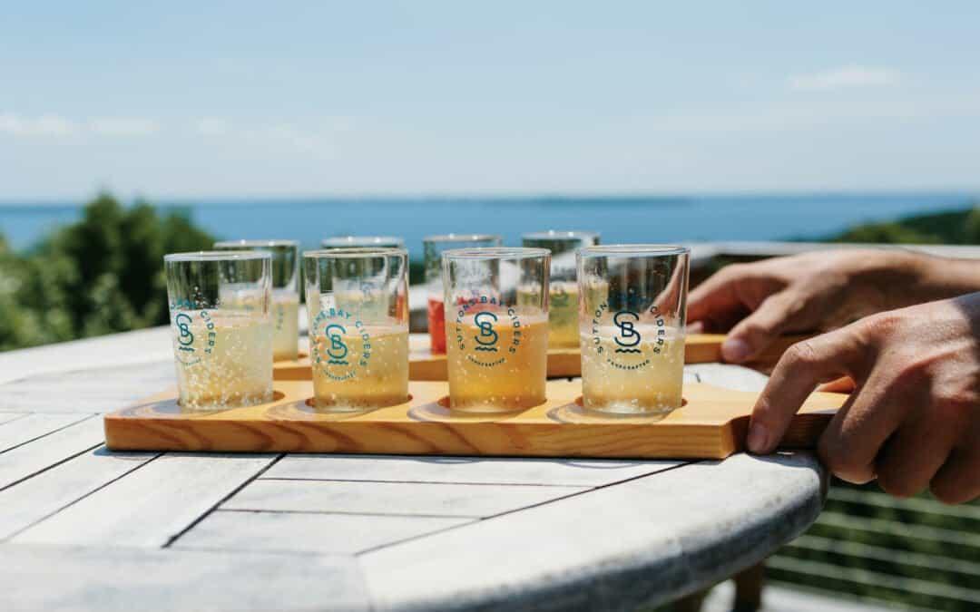 Sip Like a Local: Leelanau Wineries, Breweries & Cideries