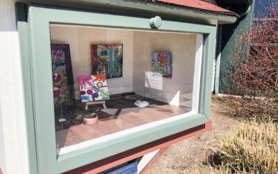 Visit Frankfort's Little Free Galleries by Oliver Art Center