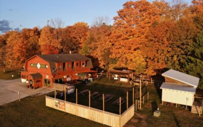4 Outdoor Concerts at Coyote Crossing Resort in Cadillac