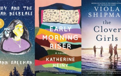 3 Spring Reads to Pack for Your Northern Michigan Road Trip