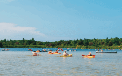 Explore River Country's Betsie, Platte, Pine & Manistee Rivers