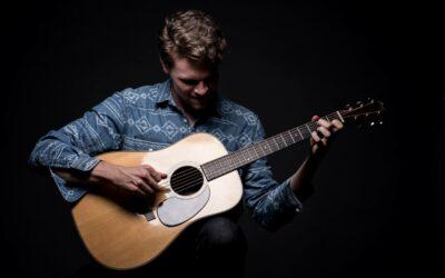 See Josh Martin Live at Petoskey's Crooked Tree Arts Center